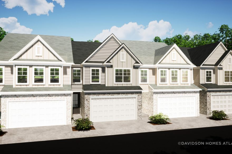 The Chatham Floor Plan Stunning New Homes By Davidson Homes